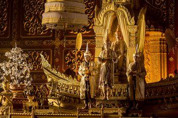 \'ศรีอโยธยา\'ปลุกกระแสรักชาติ,ศาสน์,กษัตริย์ โชว์ฉากอลังการสถาปนาองค์มหาอุปราช