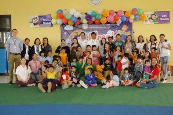 ไทยอินเตอร์เนชั่นแนลสกูลฉลองวันเด็ก จัดกิจกรรมสุขสนุกพร้อมพัฒนาทักษะ