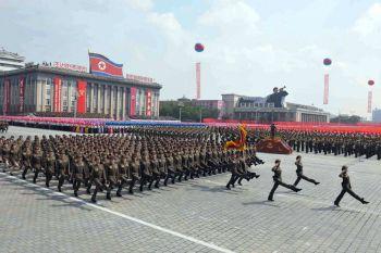 \'โสมแดง\'เตรียมขน\'ยุทโธปกรณ์-ทหารหมื่นนาย\' อวดแสนยานุภาพก่อนงาน\'โอลิมปิก\'