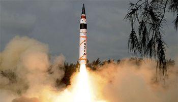 \'อินเดีย\'ทดสอบขีปนาวุธข้ามทวีป  เพิ่มความตึงเครียดสัมพันธ์\'จีน-ปากีฯ\'