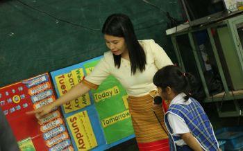 อึ้ง!เด็กไทยสปีคอิงลิชไฟแลบ ศธ.จ่อขยายโครงการ\'English for All\'สู่โรงเรียนทั่วประเทศ