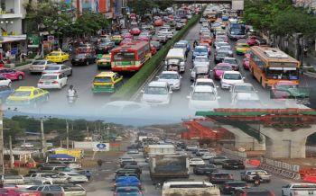 สับนโยบายคมนาคมไทยเอื้อรถส่วนตัวเป็นใหญ่ TDRIชี้ทำสังคมเหลื่อมล้ำ-เสี่ยงอุบัติเหตุ