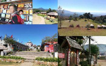ลุย1864โค้งสู่เมืองสามหมอก\'แม่ฮ่องสอน\'  เสริมศิริมงคลไห้วพระธาตุดอยกองมู ยลหมู่บ้านวัฒนธรรมจีนยูนานเมืองปาย