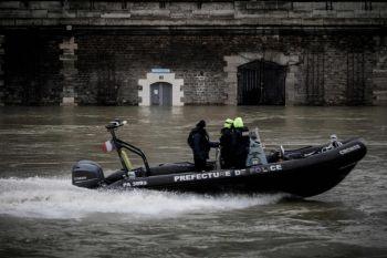 จนท.เร่งช่วยปชช.น้ำท่วมชานเมือง\'ปารีส\' เฝ้าระวังระดับน้ำเพิ่มสูงสุดสัปดาห์นี้