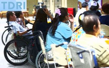 วอนรัฐตามหา\'คนจน\'ตกหล่น! TDRIเชื่อกลุ่มผู้พิการยังไม่ได้ลงทะเบียนอีกเพียบ
