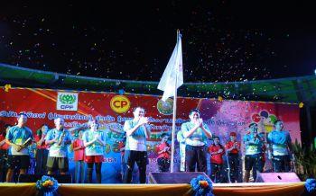 CPF จัดเดินวิ่งการกุศลหนุนคนไทยสุขภาพดีสนามแรกที่พิษณุโลก