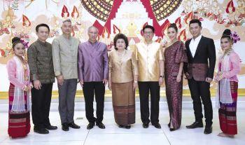 เฉลิมพระเกียรติ 86 พรรษา สมเด็จพระนางเจ้าฯ พระบรมราชินีนาถ ในรัชกาลที่ 9  กระทรวงวัฒนธรรม จับมือ บมจ.อสมท รณรงค์ใส่ผ้าไทยในชีวิตประจำวัน
