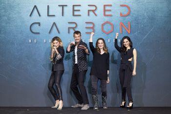 เปิดตัวอย่างเป็นทางการ 'ALTERED CARBON'  ภาพยนตร์ดังจาก 'NETFLIX'