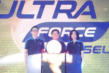ปตท. เปิดตัวผลิตภัณฑ์ใหม่ PTT UltraForce Diesel