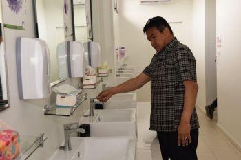 ตลาดน้ำดำเนินสะดวก เปิดตัวส้วมตัวอย่าง นำร่อง\'ห้องน้ำสะอาดสุขใจ เที่ยวไหนก็โอเค\'