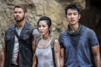 1 สาวจีน กับ 2 หนุ่มหล่อ 2 ทวีป