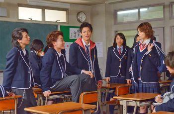 Back to School at 35  รวมซุป'ตาร์ดาวรุ่งญี่ปุ่น