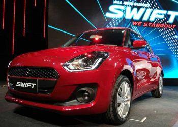 ใหม่! ยลโฉมAll New Suzuki SWIFT  ดีไซน์สวยสไตล์ยุโรปเคาะราคาเริ่ม4.99แสน