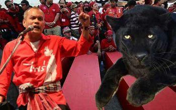 ไม่ทิ้งลาย! \'เต้น\'โอดโอยโหนศพ \'เสือดำ\' เปรยเหมือน \'เสื้อแดง\' ถูกฆ่ากลางเมือง