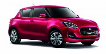 ซูซูกิ เผยโฉม  All New Suzuki SWIFT  ตั้งเป้ายอดขายสิ้นปี 15,700 คัน