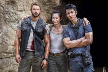 \'หลี่ ปิง ปิง\'สวยตะลึง นางเอกเบอร์หนึ่งของเอเชีย  สู่ผลงานแอคชั่น-ผจญภัย\'Guardians of the Tomb\'