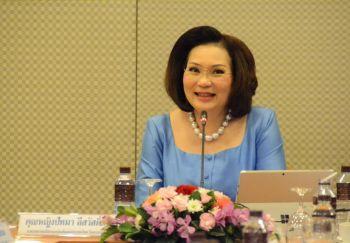 คุณหญิงปัทมาหวังไทยเข้ารอบตัดเชือกอูเบอร์คัพ