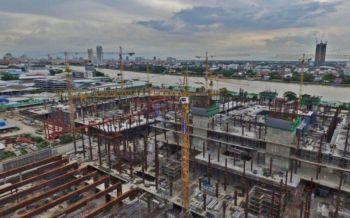 ต่อสัญญาซิโนไทยรอบ4  ก่อสร้างรัฐสภาแห่งใหม่