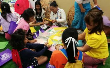 เผยยิ่งจนเด็กไทยยิ่งขาดหนังสือ สสส.ชี้การอ่านสำคัญต่อพัฒนาการ