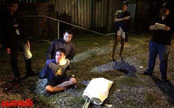 รวบไอ้หนุ่มเมายาย่องขโมยเหล็กในตลาดเมืองพัทยา รปภ.แฉพบของหายรายวัน