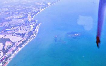 ทัพเรือภาค1สั่งเร่งนำเครื่องบินลาดตระเวนค้นหาลูกเรือประมงตกทะเลเกาะสมุย