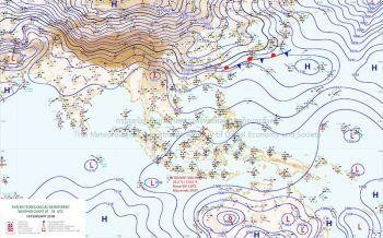 ประเทศไทยอากาศแปรปรวน มีฝนจากนั้นอุณหภูมิจะลด2-4องศา