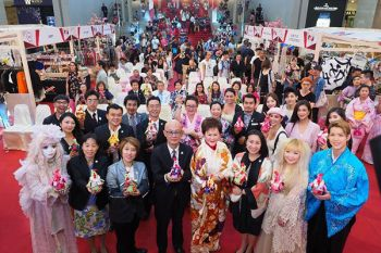\'บ.จี-ยู ครีเอทีฟ\'เดินหน้าบุกตลาดอาเซียนต่อเนื่อง!!! เตรียมลุยนำคอนเท้นต์ญี่ปุ่นบุกตลาดมาเลย์เซียเป็นปีที่ 2