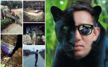 มนุษย์ช่วยเขารอดได้!หมอล็อตโพสต์เรื่อง'พี่ด้วนฤาไน'เตือนสติอย่าทำร้ายสัตว์ป่า