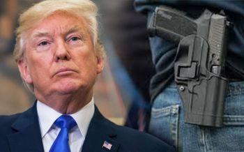 ทรัมป์ออกกฎควบคุมอาวุธปืน  ห้ามใช้อุปกรณ์ที่ช่วยให้ยิงปืนได้เร็วขึ้น