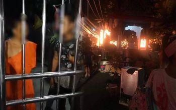 ชาวบ้านวัดคูหาสวรรค์โวย! บ้านถูกไฟไหม้ หวังพึ่งวัดอาศัยชั่วคราว กลับไม่อนุญาตอ้างกลัวของหาย (ชมคลิป)