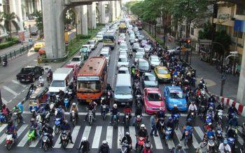 เราคือแชมป์! INRIXเผยปี2560ไทยรถติดหนักที่สุดในโลก กทม.รั้งจ่าฝูงโซนเอเชีย