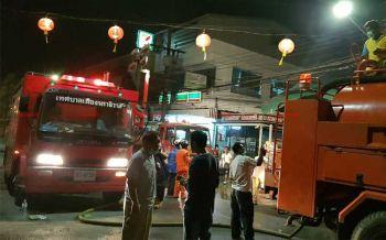โจรใต้ป่วนนราฯ วางเพลิง2จุด-ห้างใหญ่เสียหายวอด (ประมวลภาพ)
