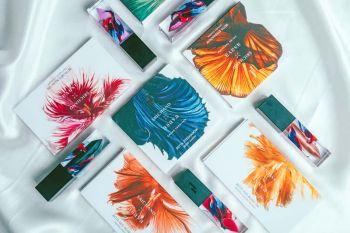 ว้าว!! ลิปสติก 10 สีสันสุดแซ่บ แรงบันดาลใจจาก 'ปลากัดไทย'