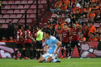 เมืองทองยูไนเต็ดเสมอกว่างโซ้งสนุก 1 – 1