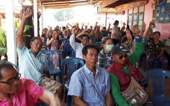 ผบ.ทสส.เผยเหล่าทัพพร้อมหนุนไทยนิยม เตรียมจัดชุดลงพื้นที่สอบถามปัญหา