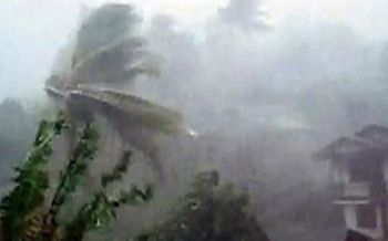 ปภ.แจงวาตภัยทั่วไทย 12จังหวัดบ้านพัง406หลังอีสานหนักสุด!