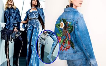 In trend With KIMMY : RESORT 2018  THE LUX DENIM