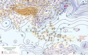ประเทศไทยมีพายุฝนฟ้าคะนอง ตอนบนระวังลมแรง-ลูกเห็บตก