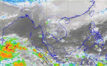 กรมอุตุฯเตือนอีกวัน 47จังหวัดเตรียมรับมือฝนถล่ม-ลมแรง