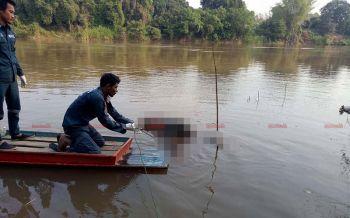 หนุ่มใหญ่เครียดตกงาน! โดดแม่น้ำน่านฆ่าตัวตาย
