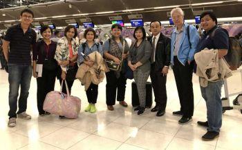 การบินไทยพาสื่อเป็นสักขีพยาน รับมอบ\'แอร์บัสA350 XWB\'ลำที่11