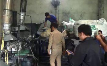 ตรวจสอบโรงงานหลอมพลาสติกระยองส่งกลิ่นเหม็นกระทบชาวบ้าน