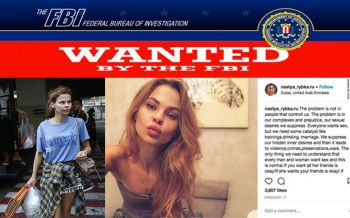 FBIอยากพบ\'สาวสอนเซ็กส์\'ถูกจับในไทย หลังอ้างมีข้อมูลรัสเซียป่วนเลือกตั้งมะกัน