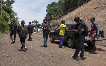 วอนช่วยชาวบ้าน!โครงการก่อสร้างถนนเกาะลิบงยังค้างเติ้ง สุดเดือนร้อนทางขรุขระเกิดอุบัติเหตุ