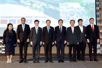 ไทยเร่งพัฒนาโครงสร้างพื้นฐาน  เชื่อมความร่วมมือ6ประเทศลุ่มแม่น้ำโขง