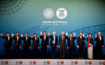 \'ไทย-ออสเตรเลีย\'ชื่นมื่น บิ๊กตู่เทียบเชิญนายกฯจิงโจ้เยือนไทยในรอบ20ปี (ประมวลภาพ)