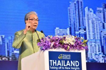 'สมคิด'นำทีมกล่อมนักลงทุน  ชูธงไทยทะยานสู่เศรษฐกิจยุคใหม่