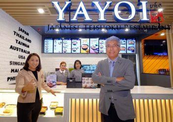 ร้านอาหารญี่ปุ่นยาโยอิ (Yayoi) รุกตลาดรับต้นปี  ขยายโลเคชั่นให้ตอบโจทย์ไลฟ์สไตล์ และครอบคลุมกลุ่มผู้บริโภคมากขึ้น