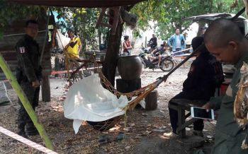 สลด!ชายวัย68 เสียชีวิตคาเปลใต้ต้นมะเฟือง