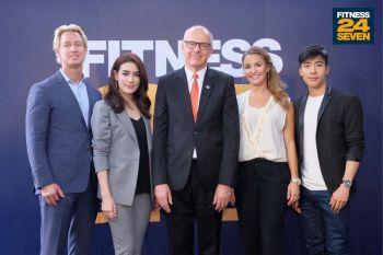 Fitness24Seven จากสวีเดน เปิดตัวฟิตเนสสาขาแรกในประเทศไทย  พร้อมบริการตลอด24ชั่วโมง7วันทั่วโลก